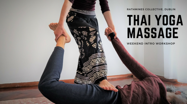 dublin ireland weekend workshop thai massage