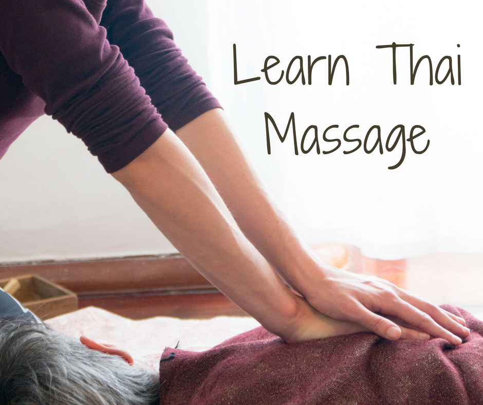 Learn Thai Massage – Bhavani Thai Massage Therapy