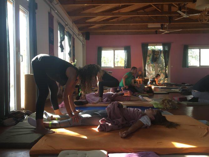 massage, thai-massage, temple, shala, community